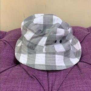 Mud pie reversible bucket hat